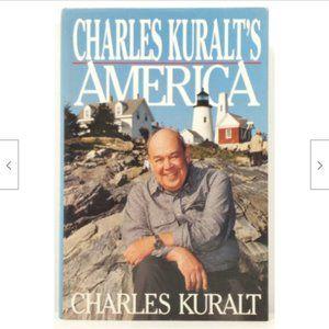 1995 Charles Kuralt's America Travel Book 0756E1M